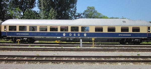 Rheingold Zug Köln